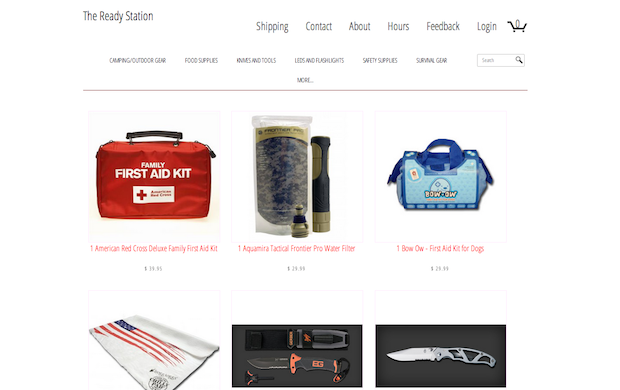 Ecommerce website 2