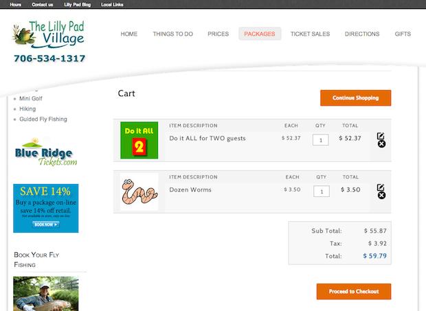 LPV Ecommerce Website 2