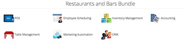 Restaurant Management Suite SalesVu