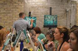 paint bar delafield